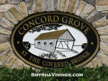 Concord Grove - Smyrna Real Estate