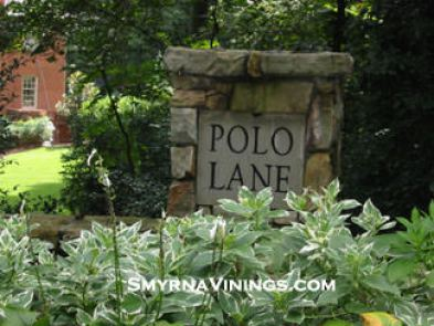 Polo Place in Vinings