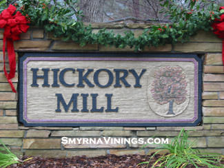 Hickory Mill - Smyrna Neighborhoods