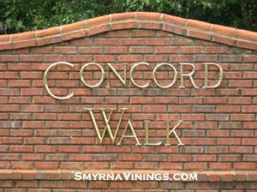 Concord Walk - Smyrna Homes