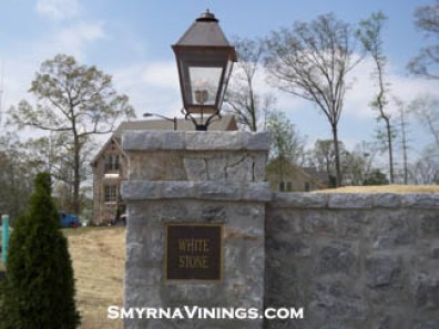 Whitestone homes for sale in Smyrna Georgia