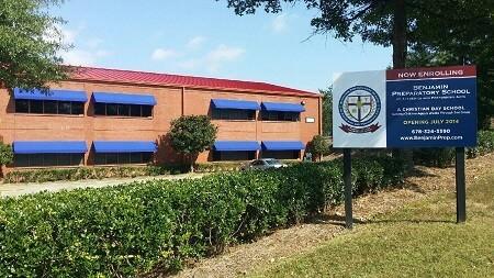 Benjamin Prep School 10-14-2014