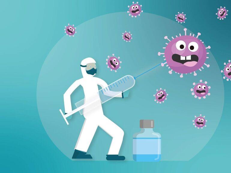 schaden die mutationen dem impfschutz