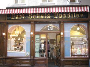 CafKonditorei Schatz  Salzburgwiki