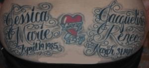 Grandma Alzheimers Tattoo