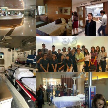 Bumrungrad International Hospital Collage