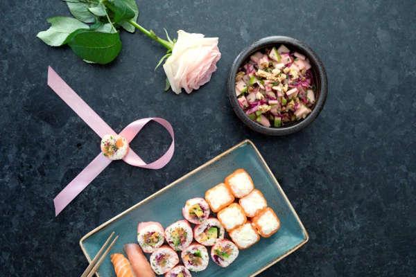 cote sushi multiplie les partenariats