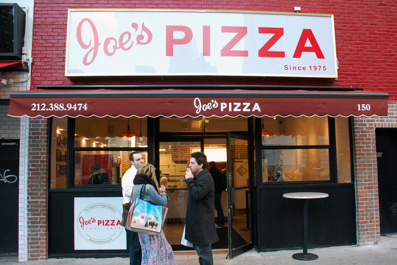 Image result for joe's pizza nyc 14th street