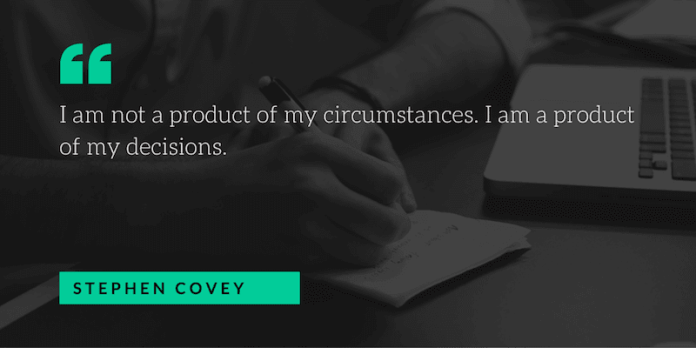 stephen covey motivational quote