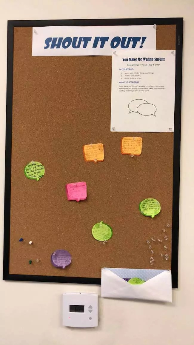 25 Office Bulletin Board Ideas to Create Buzz Around Your