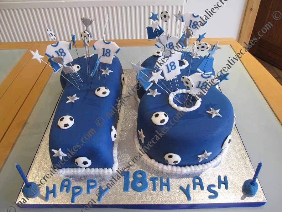 91 18th Birthday Cake Ideas For Males 18th Birthday Cake Ideas