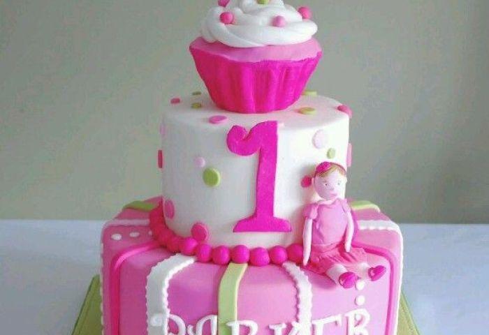 One Year Cake Designs