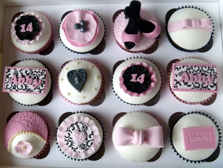 Cupcake Ideas Teenage Girls
