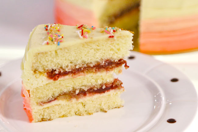 9 Types Of Cakes And Their Names Photo British Cakes And Desserts
