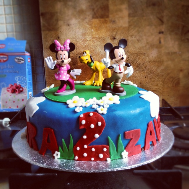 Awe Inspiring Cake For Twins Boy And Girl The Cake Boutique Funny Birthday Cards Online Inifodamsfinfo