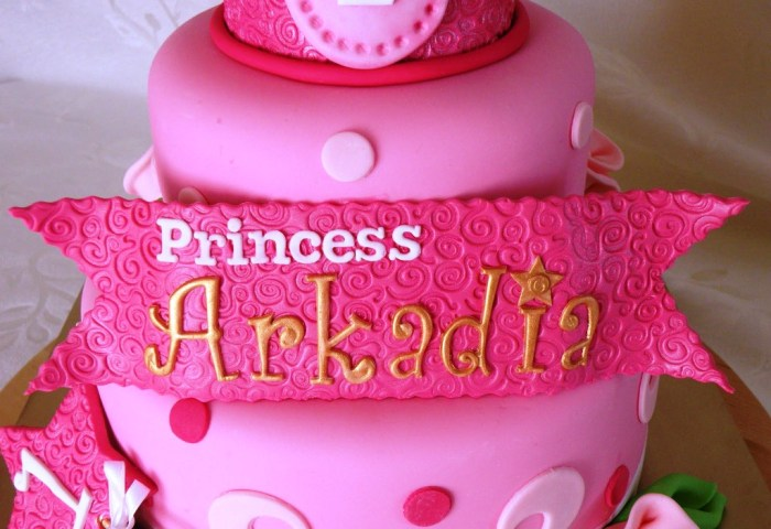 Cake Design For Girls