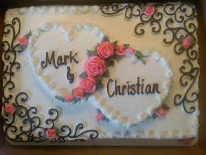 Wedding Sheet Cake Ideas Kinds Of Cakes Onteevocom