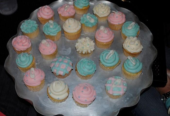 11 Easy Homemade Baby Cupcakes Photo Baby Shower Cupcake Idea