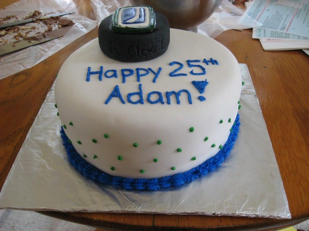 Mens Birthday Cake Ideas Decorations