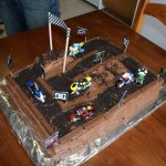 Collections Of Dirt Bike Birthday Cake