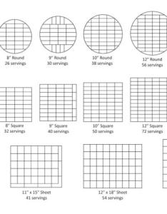 Sheet cake serving size chart also sizes for tiered cakes photo tier wedding rh snackncake