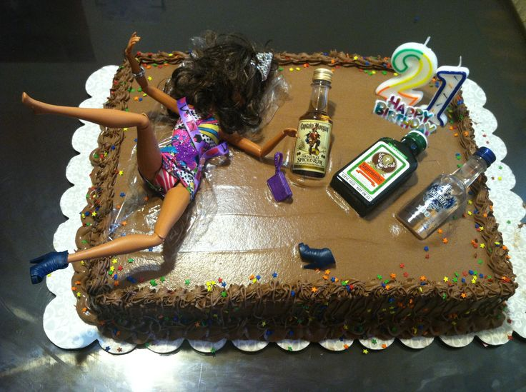 11 Silly Cakes Decorated Photo Funny Birthday Cake Ideas
