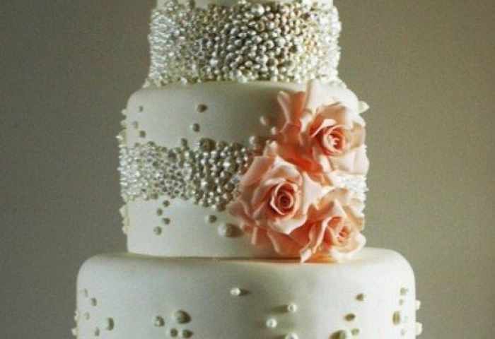 8 Modern Elegant Wedding Cakes 2 Teer Photo Simple Wedding Cake