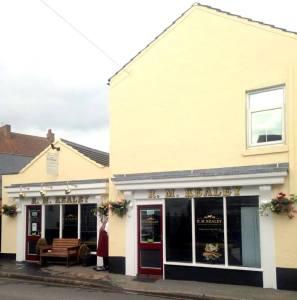 R.M.Kealy Farmer & Butcher, 14 Selby Road, Snaith, DN14 9HS. Tel: 01405 860218