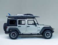 JK Jeep Roof Racks for 2 and 4 Door JK Square Back