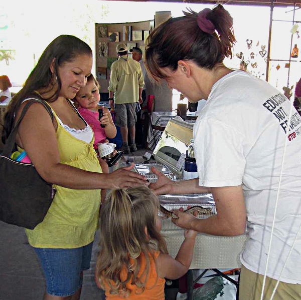 San Pedro River Festival 2014, photographed by Enriqueta Flores-Guevara