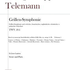 Telemann Grillen Symphonie