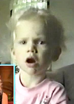 Taylor Swift Age 2