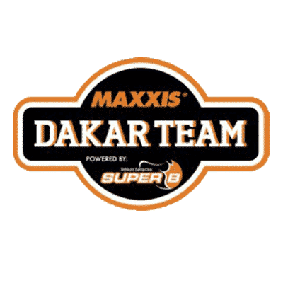 Logo Maxxis Dakar Team