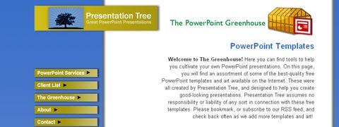Presentation Tree