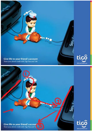 Tigo on Ads of the World