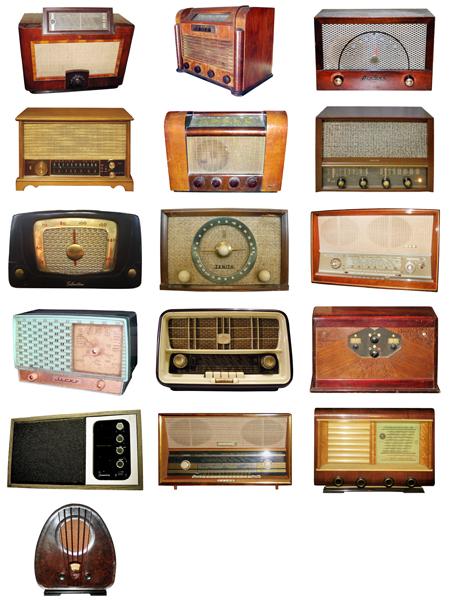 vintage rafios
