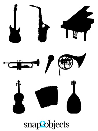 Musical instruments-01