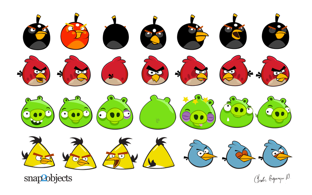 Image Result For Angry Birds Star
