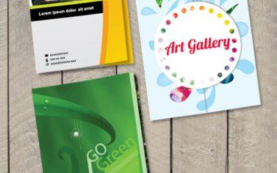 3 Brochures Templates in Illustrator