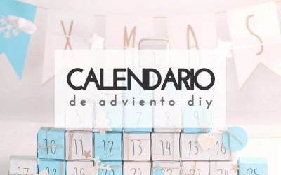 IDEAS PARA UN CALENDARIO DE ADVIENTO DIY