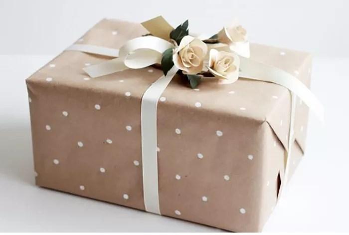 ideas diy para envolver regalos