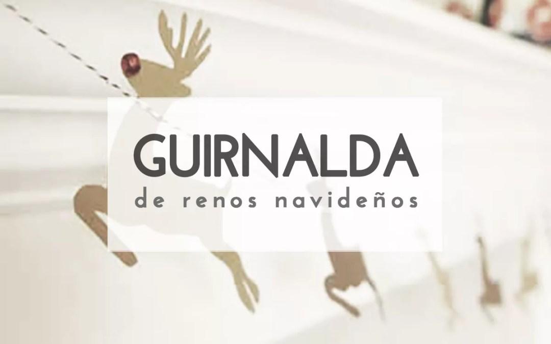 GUIRNALDA DE RENOS
