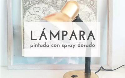 DIY RENOVANDO UNA LÁMPARA