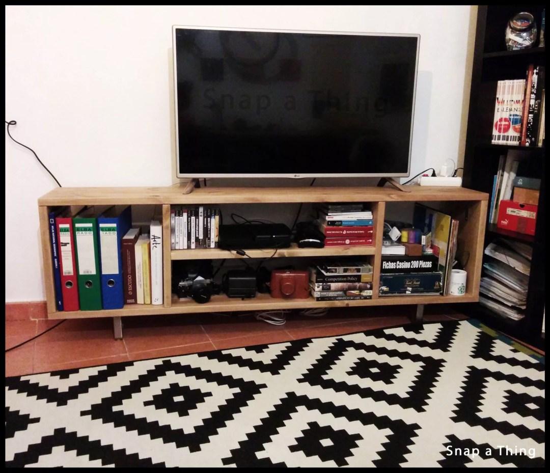 DIY mesa de tv