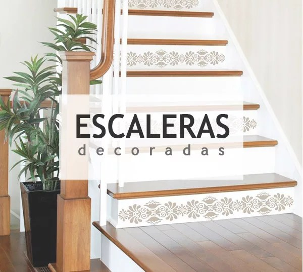 DIY DECORACIÓN DE ESCALERAS