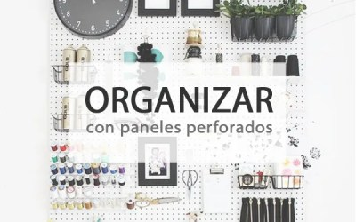DECORAR CON PANELES PERFORADOS