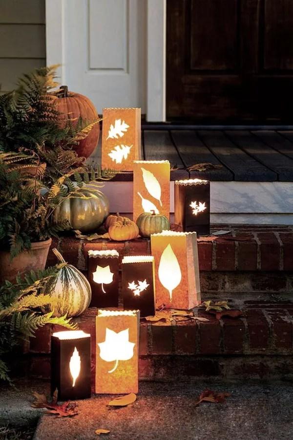 bolsas de halloween iluminadas