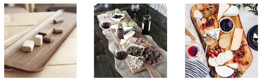 tabla de cortar para la mesa