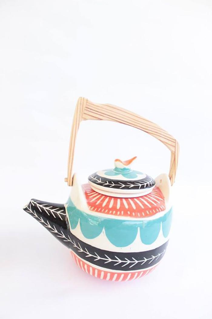 decorar cerámica
