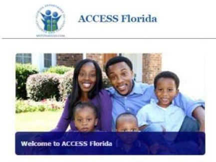 MyFlorida Access Florida Login